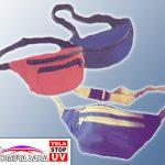 """Protectores genitales con bolsillos (tipo canguro) con """" Protector UV """""""