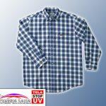 Ropa - Camisa Manga Larga con Protección UV